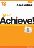 X-kit Achieve! Accounting Grade 12 Exam Practice Book