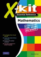 X-kit Essential Reference Mathematics