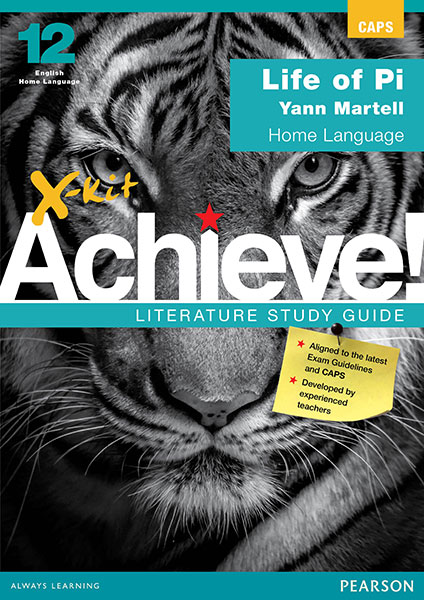 X kit achieve literature study guide life of pi x kit for Life of pi analysis