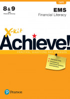 X-kit Achieve! Grade 8&9 EMS Financial Literacy Workbook