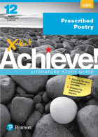 X-kit Achieve Literature Study Guide: Prescribed Poetry for English FAL