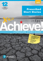 X-kit Achieve Literature Study Guide: Prescribed Short Stories for English FAL